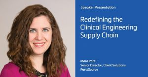 people, process and technology to improve the hospital supply chain