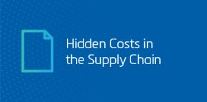 Hidden Costs in the Hospital Supply Chain