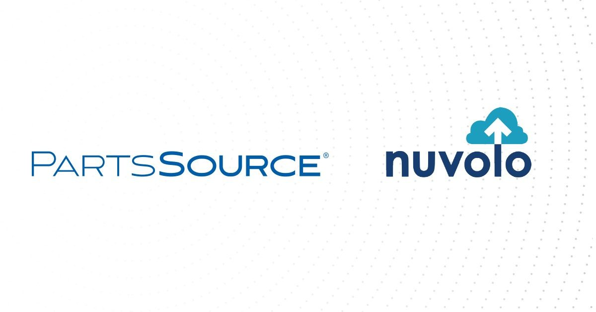 PartsSource Nuvolo Partnership