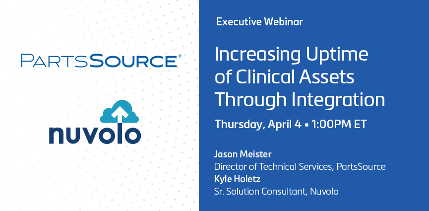 Increasing Uptime of Clinical Assets Through Integration