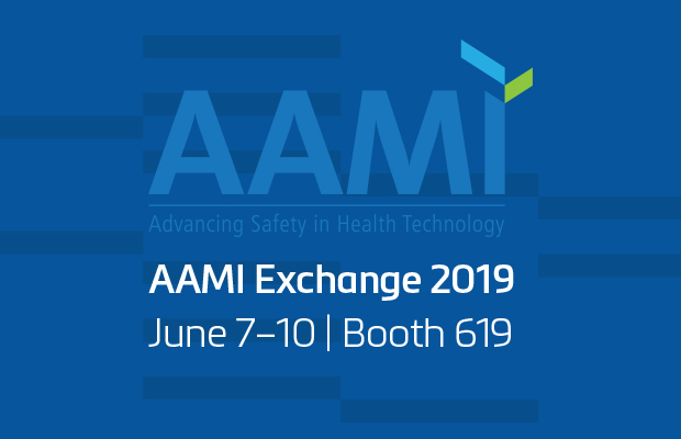 We're Taking HTM to the Next Level at the AAMI Exchange