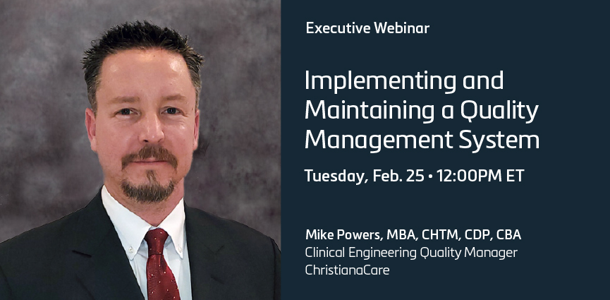 Implementing and Maintaining a Quality Management System