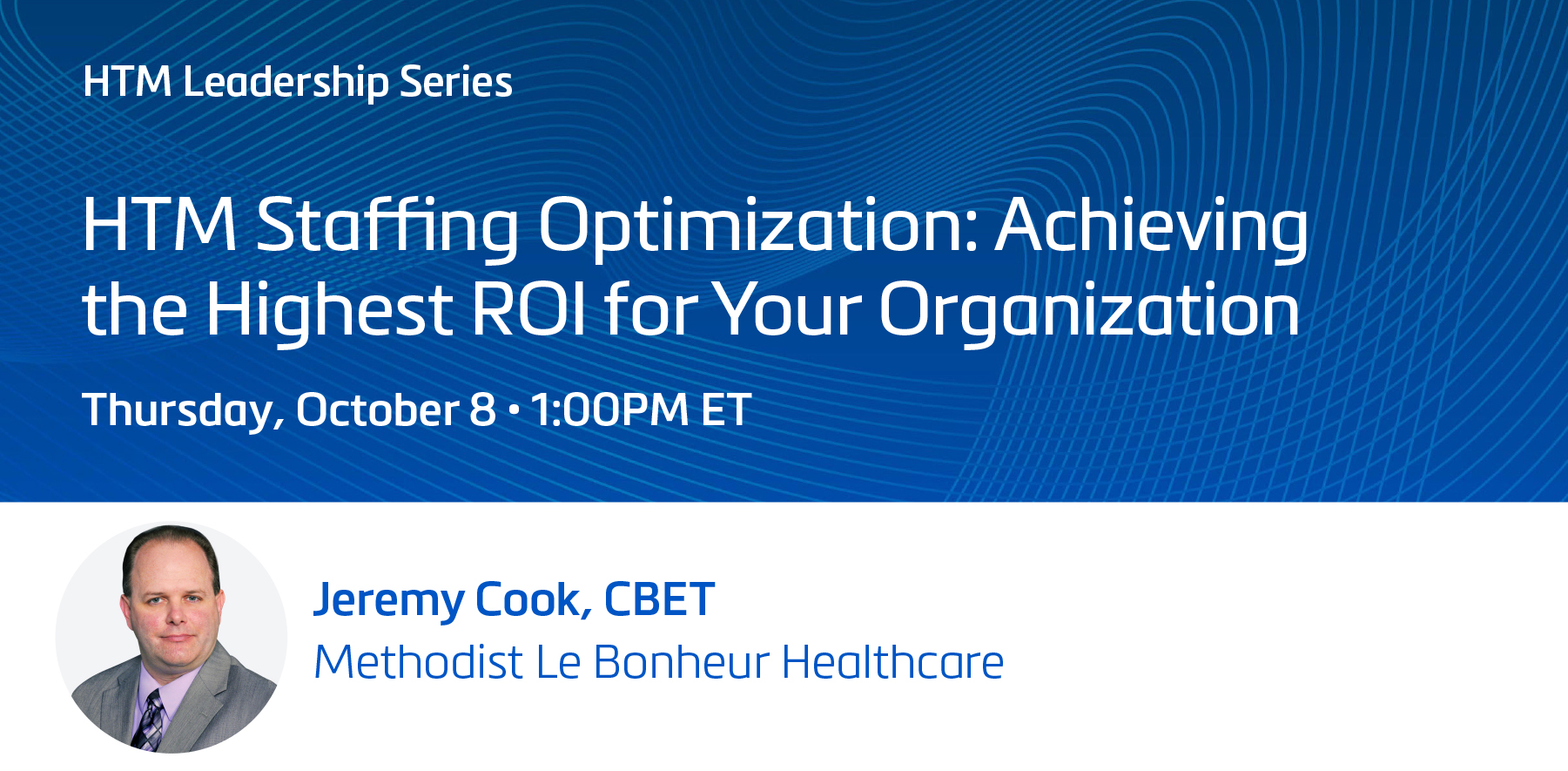 HTM Staffing Optimization: Achieving the Highest ROI for Your Organization