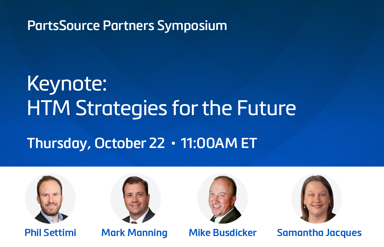 Keynote: HTM Strategies for the Future