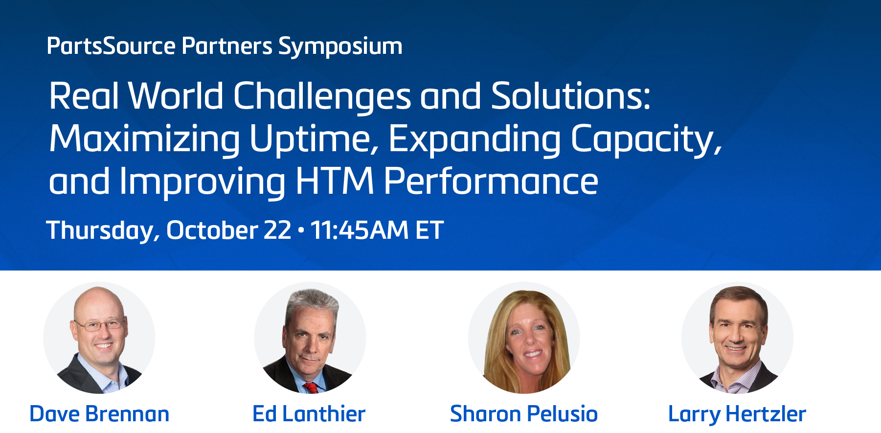 Real World Challenges and Solutions: Maximizing Uptime, Expanding Capacity, and Improving HTM Performance