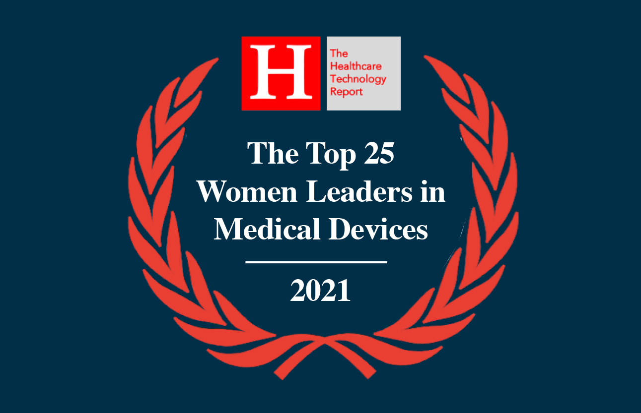 Erin Tournoux recognized among The Top 25 Women Leaders in Medical Devices of 2021 by The Healthcare Technology Report